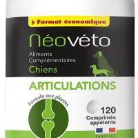 Neoveto articulations 30 comprimes 120 comprimes