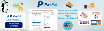 Mode de paiement Wegobuy.fr