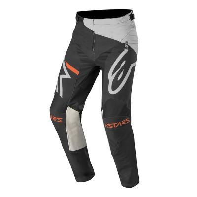 Pantalon enfants alpinestars racer compass light gray black al3742120 9210