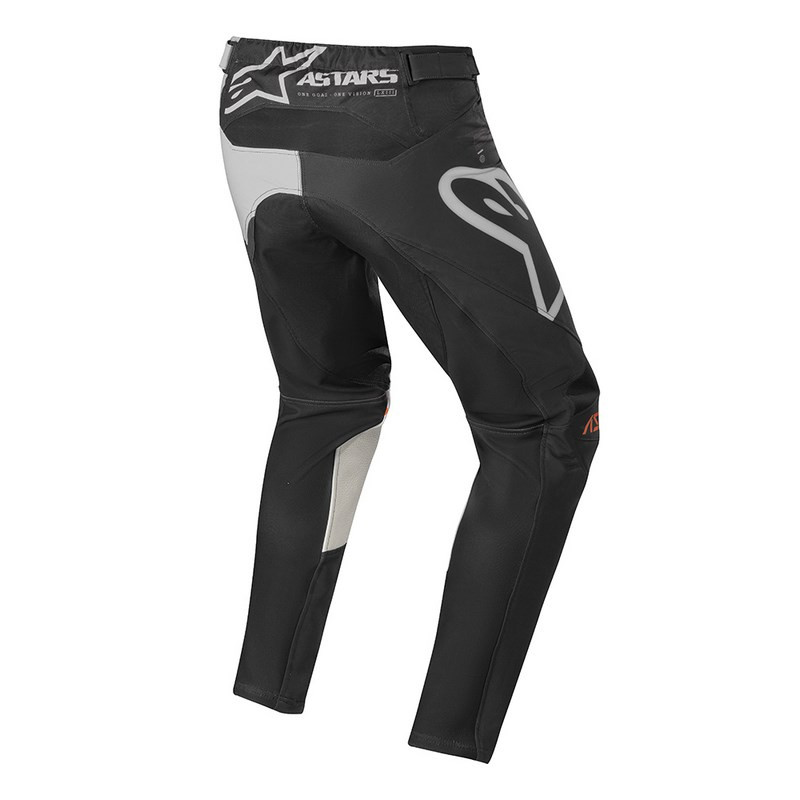 Pantalon enfants alpinestars racer compass light gray black al3742120 9210b