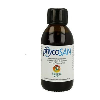 Phycosan flamant vert