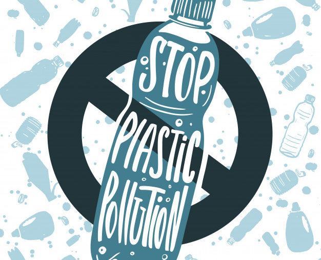 Pollution des bouteilles plastiques 1