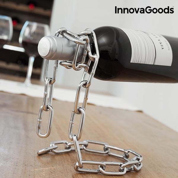 Porte bouteille chaine flottante innovagoods