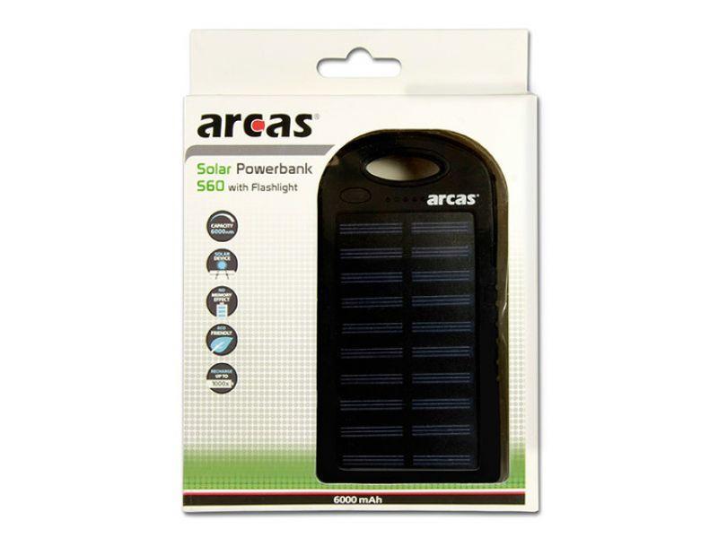 Powerbank solaire 2