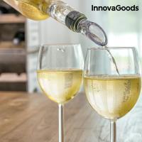 Rafraichisseur de vin avec aerateur innovagoods1