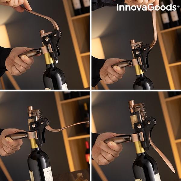 Set de accesorios para vino servin innovagoods 5 piezas 102422