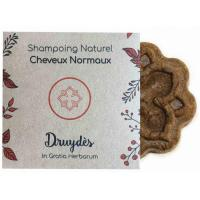 Shampoing solide Druydès cheveux normaux