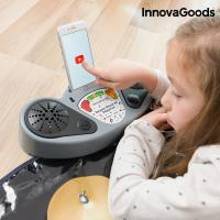 Tapis batterie musicale innovagoods2