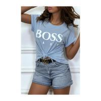Tee shirt boss lady 3