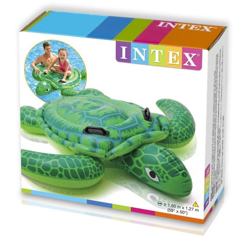 Tortue gonflable intex 150 x 127 cm 3