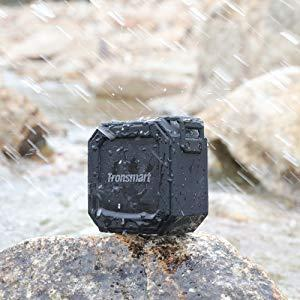Tronsmart groove enceintes portable bluetooth 12w haut parleur bluetooth 5 0 10