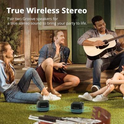 Tronsmart groove enceintes portable bluetooth 12w haut parleur bluetooth 5 0 3