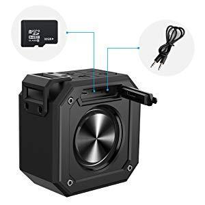 Tronsmart groove enceintes portable bluetooth 12w haut parleur bluetooth 5 0 8
