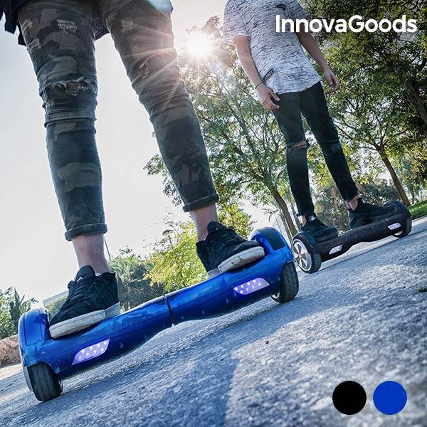 Trottinette electrique hoverboard innovagoods1